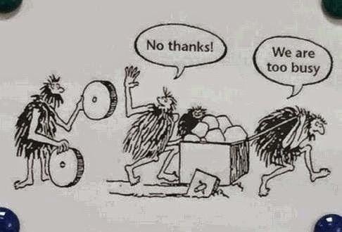 Pokušaj unapređivanja poslovanja :)